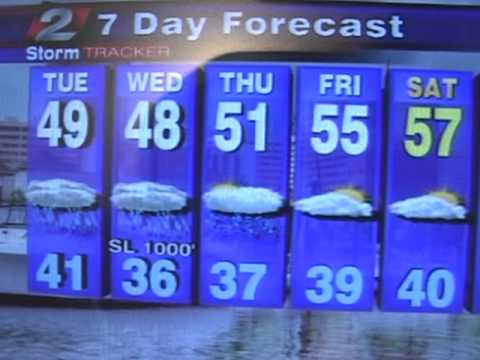 KATU Weather Update: First full day of spring (skiing)