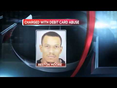 Man charged with debit card abuse