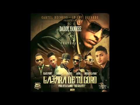 Dj Sammy - La Para De Tu Coro Ft Daddy Yankee, Cromo X, Black Jonas Point, Secreto, Jacool & Mozart