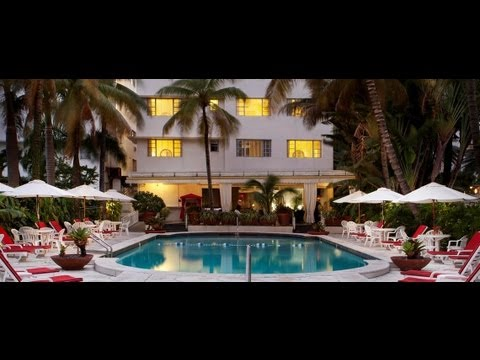 Richmond Hotel, South Beach, Miami - Unravel Travel TV