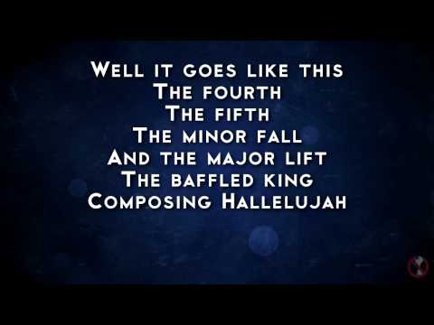 Pentatonix - Hallelujah [HD Lyrics]