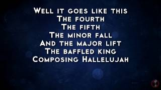 Pentatonix - Hallelujah [HD Lyrics]