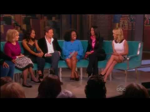 Scandal Cast on the View 05-14-13