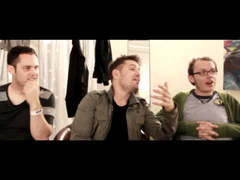 Nut... Scouting for Girls Interview