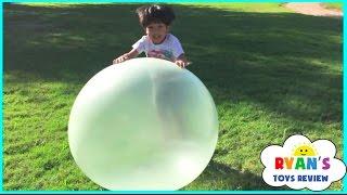 WUBBLE BUBBLE BALL Complications! Fun Activity for kids Bubble Machine Playtime Kids Toys