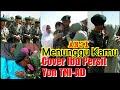 ANJI-Menunggu Kamu (Lyric Video) Ost Ibu Persit YON TNI-AD