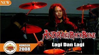Andra and The Backbone - Lagi Dan Lagi (LIVE KONSER SINGARAJA 2008)