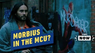 Morbius Is Part of the MCU With Spider-Man and Vulture - IGN Now