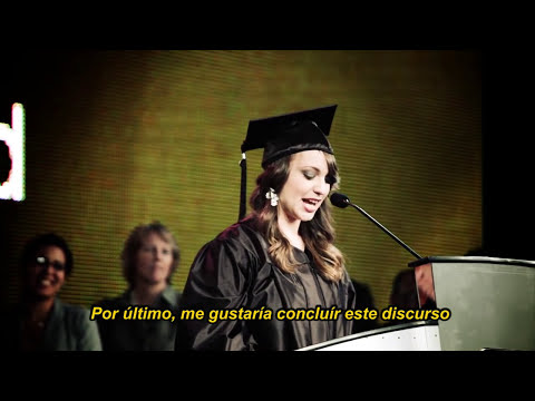 Christine D'Clario - Full Sail University - Discurso de Graduación (Graduation Speech)