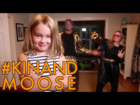 Kin And Moose: Gin And Juice Halloween Parody From The Holderness Family video