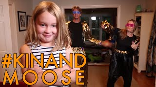 Kin and Moose: Gin and Juice Halloween Parody from the Holderness Family