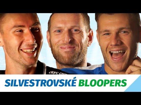 Silvestrovské bloopers 2016