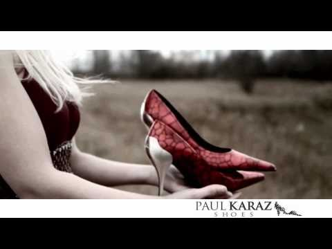 "Client: Paul Karaz Shoes ""On the edge"" 2010"