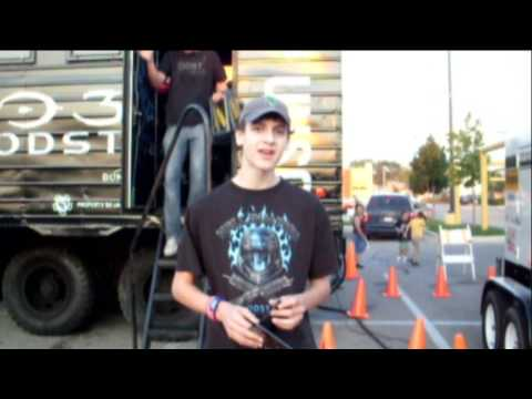 Halo 3 ODST Nationwide Tour Chicago Stop Video