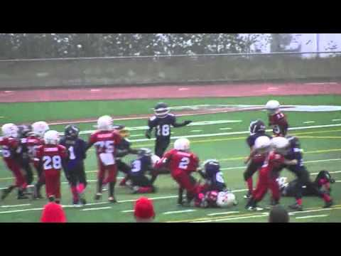 10 22 11, Pee Wee Snohomish Red v Lake Stevens Purple