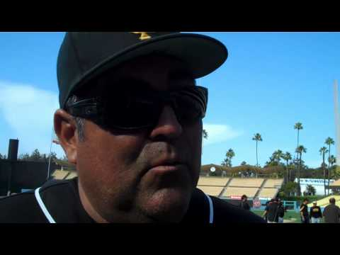 ESPNLA.com: San Fernando coach Armando Gomez talks after beating Chatsworth for City title 6/4/11