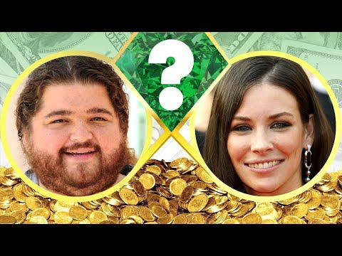 WHO'S RICHER? - Jorge Garcia or Evangeline Lilly? - Net Worth Revealed! (2017)