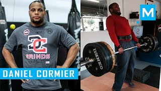 Daniel Cormier Conditioning & Strength Training Workouts | Muscle Madness