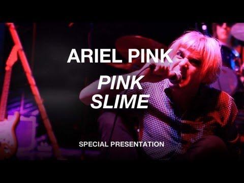 "Ariel Pink's Haunted Graffiti Perform ""Pink Slime"" - 4 of 4"