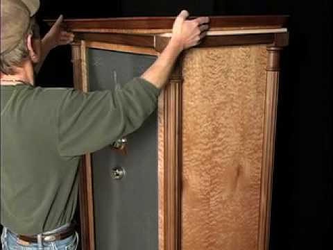 Wood gun safe covers