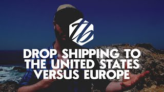 Dropshipping From Aliexpress — Benefits Of Drop Shipping To The US And To Europe | #131