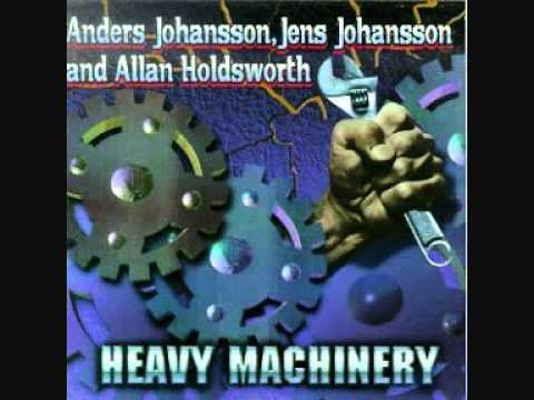 Jens Johansson, Anders Johansson, Allan Holdsworth - Joint Ventures