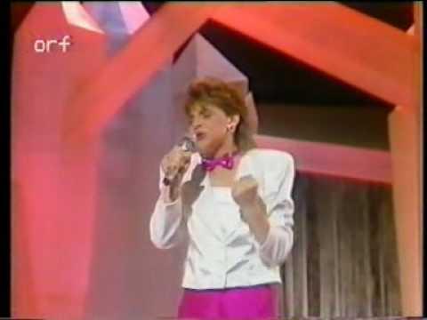 Eurovision 1986 Belgium (Winner). Sandra Kim J'aime la vie