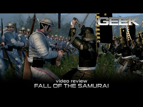 Total War: Shogun 2 - Fall of the Samurai Video Review