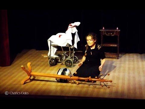 Como Edith, de Edgar Ceballos - Teatro Santa Ana, San Miguel de Allende
