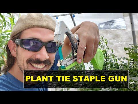 Gro1 Plant Tie Staple Gun