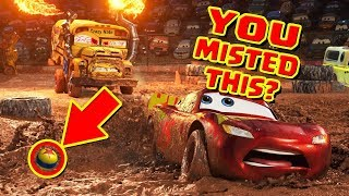 Everything You Missed in CARS 3