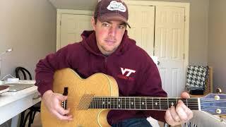 Download Lagu Most People Are Good | Luke Bryan | Beginner Guitar Lesson Gratis STAFABAND
