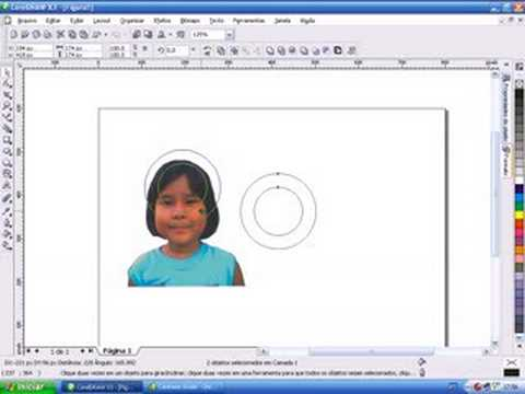Video-aulas Suite Corel (Draw x Photopaint) - Aula 57
