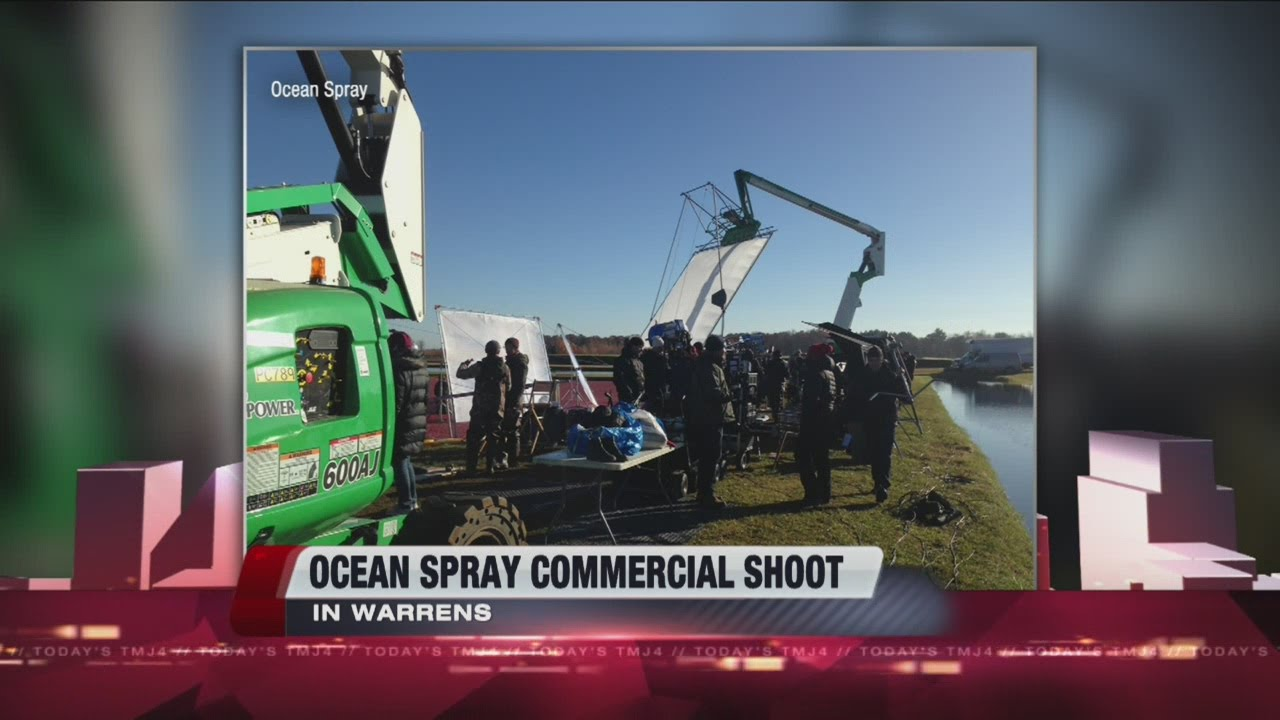 Ocean Photo Shoots Ocean Spray Shoots Commercials