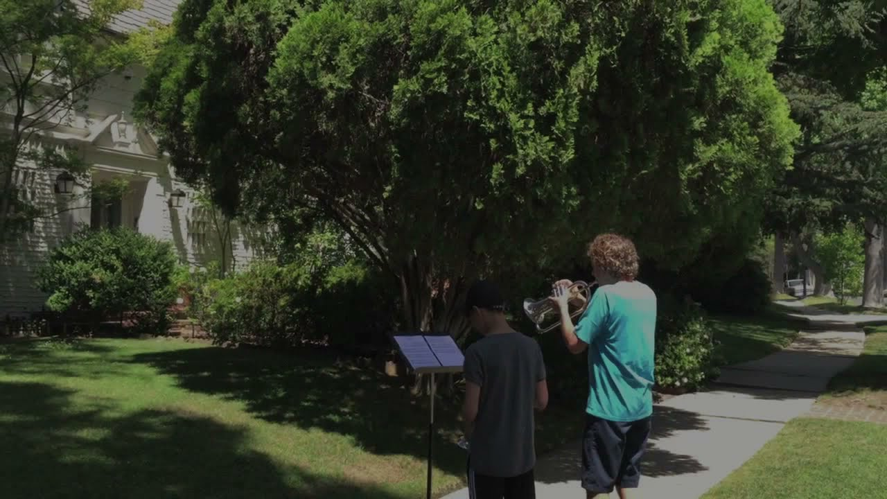 Two Musicians Drop Some Star Wars On John Williams