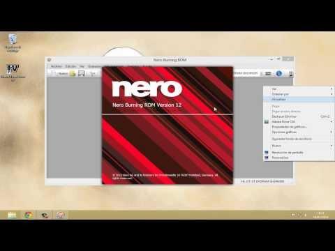 Como Copiar Musica de un CD a tu PC con NERO BURNING ROM 12