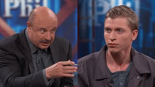 'I Think You Have An Internal Dialogue That's Very Scary,' Dr. Phil Tells Teen