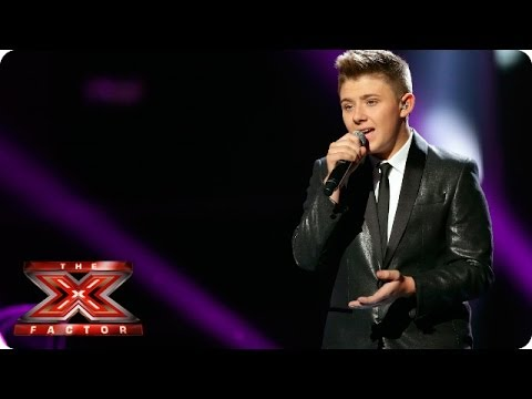 Nicholas McDonald sings Angel - Live Week 3 - The X Factor 2013