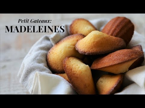 How To Make Madeleines At Home: Secrets to get them perfect