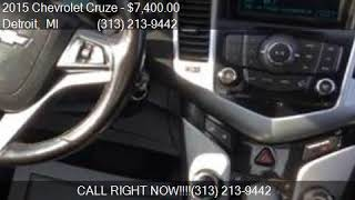 2015 Chevrolet Cruze 1LT Auto 4dr Sedan w/1SD for sale in De