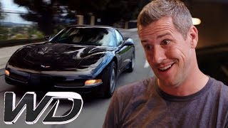 "Ant Transforms A Corvette C5 Z06 Into A ""Mean Looking Machine"" 