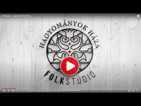 FolkStúdió  LIVE  2020.08.08.
