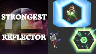 Super Smash Bros. 4 - Who has the strongest Reflector?