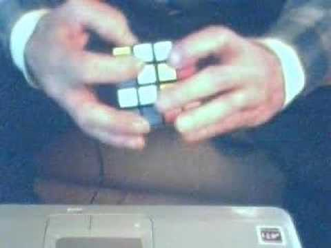 Solving For X. Ben solving the 4 X 4 Rubik's