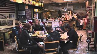 The Avengers - Final Scene (Shawarma)