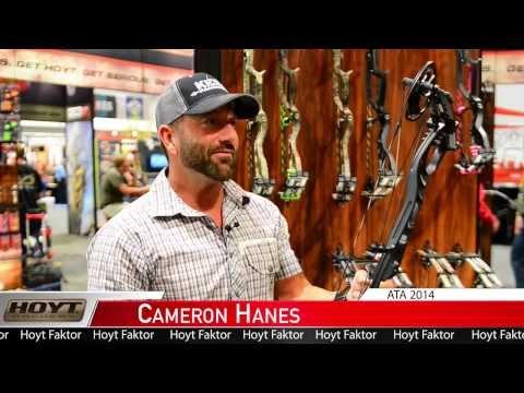 2014 Hoyt Faktor Review with Cameron Hanes
