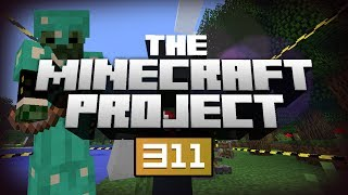 Crafting The Quarry! - The Minecraft Project | #311