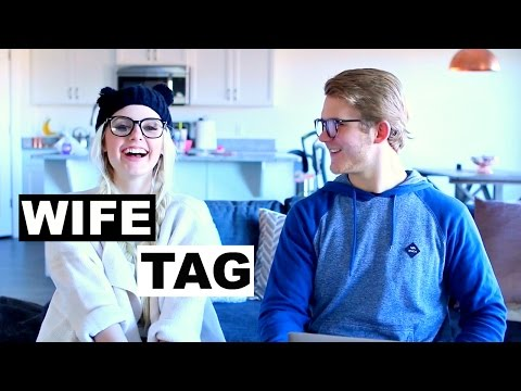 THE WIFE TAG! | PARKER FERRIS