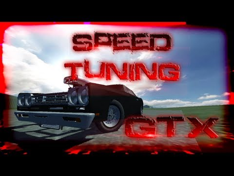 Full HD Speed Tuning : Plymouth Gtx [ Slrr ]