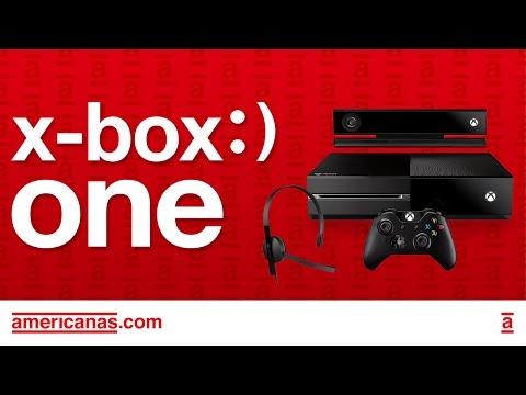 Xbox One 500GB + Kinect+ Controle sem Fio + Headset - Microsoft - Americanas.com
